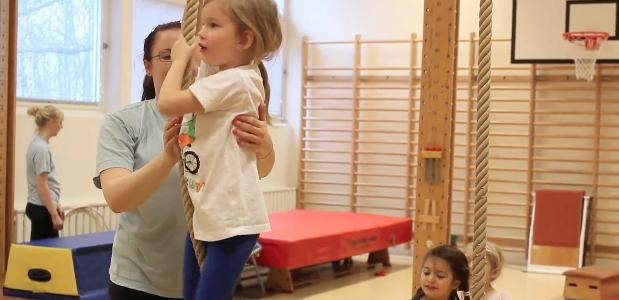 Välkommen till Barnens Gymnastikskola